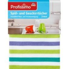 Полотенце д/кухни Profissimo Geschirrhandtuch 2 St