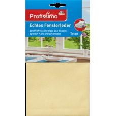 Салфетка д/окон Profissimo Reinigungstuch Echtes Fensterleder, 1шт.
